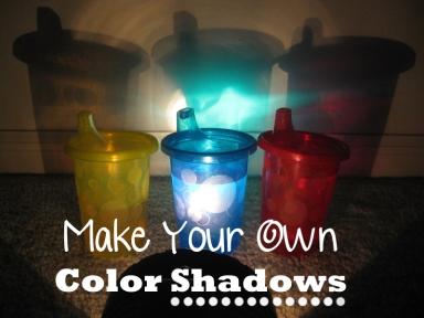 color shadows