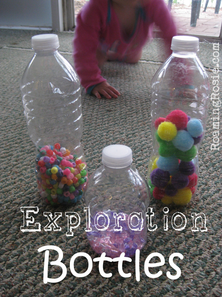 exploration bottles