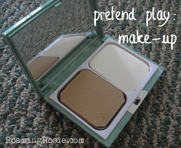 pretend play make up compact for kids