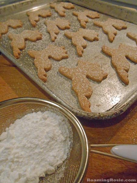 Norwegian Spice Cookies
