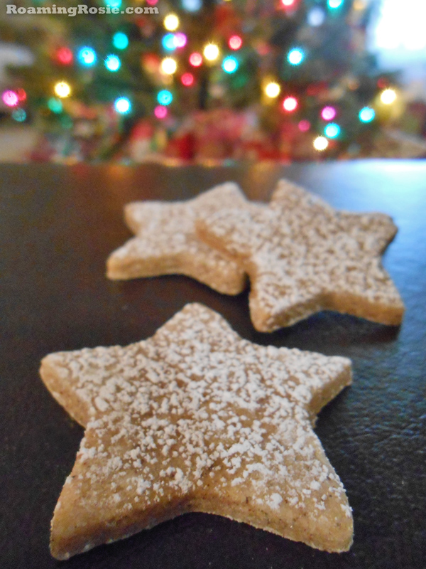 Norwegian Spice Cookies