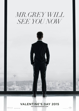 Fifty Shades of Grey Movie Teaser Poster