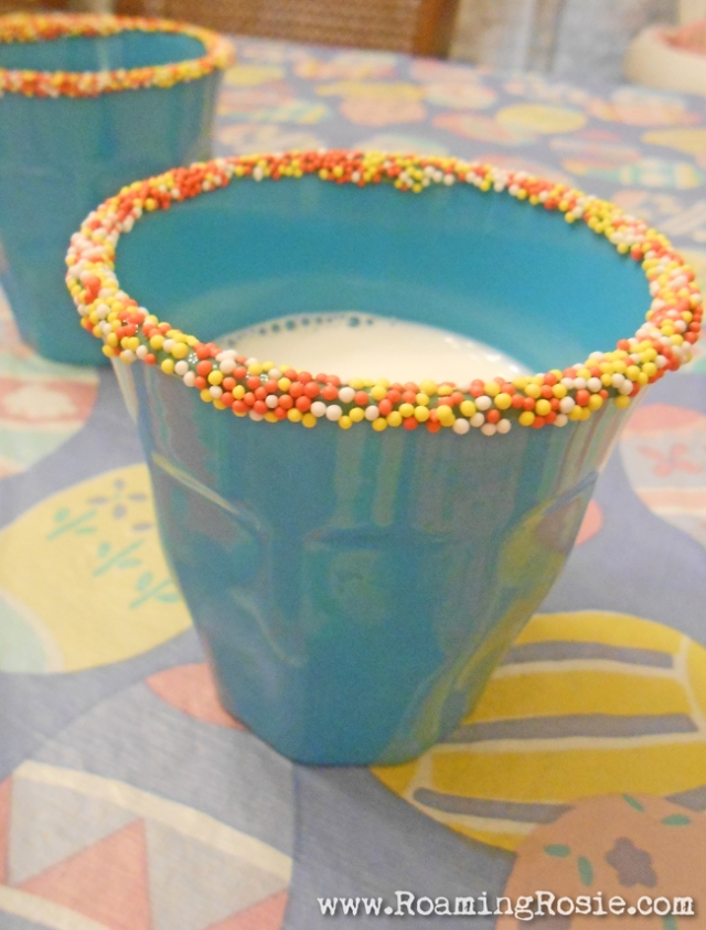 Milk Sprinkles