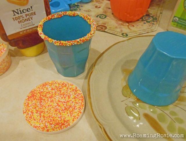Milk Sprinkles