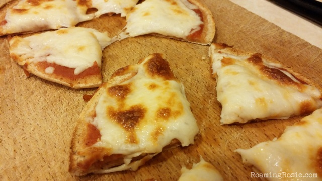 Easy Flatbread Pizzas