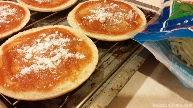 Easy Flatbread Pizzas