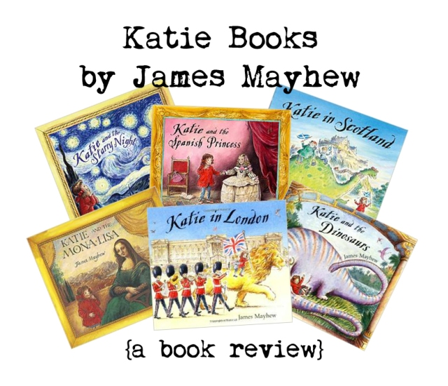 Katie Books by James Mayhew a book review