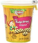 Keebler Fudge Stripe Cookies Mini