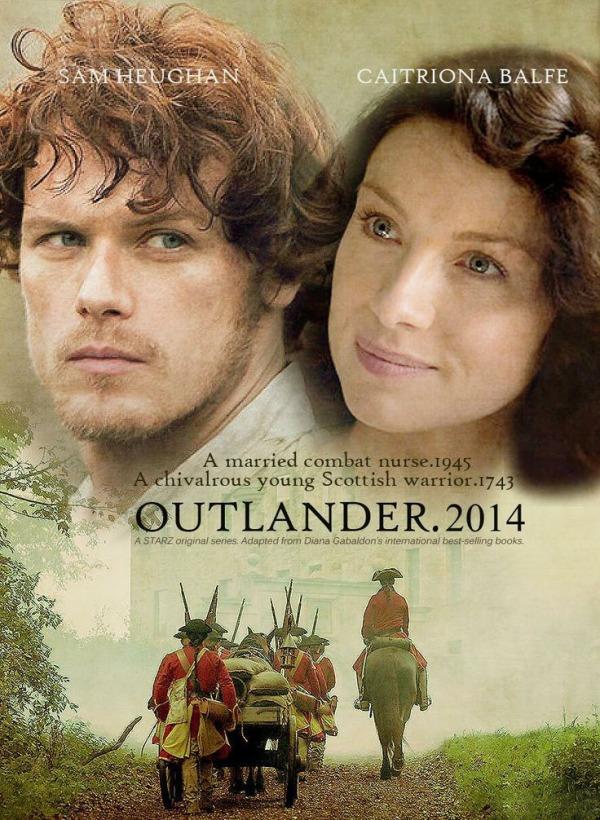 STARZ Outlander television series