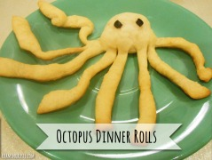 Octopus Dinner Rolls 1
