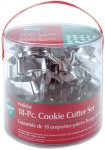Wilton Christmas Cookie Cutters