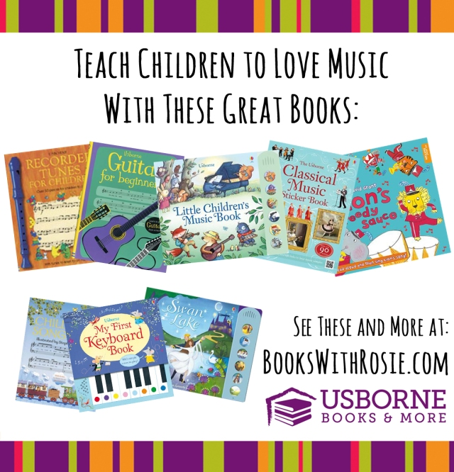 Children Love Music with Usborne Books