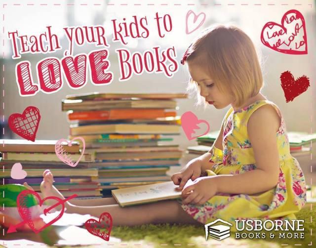 Teach Your Kids to LOVE Books!