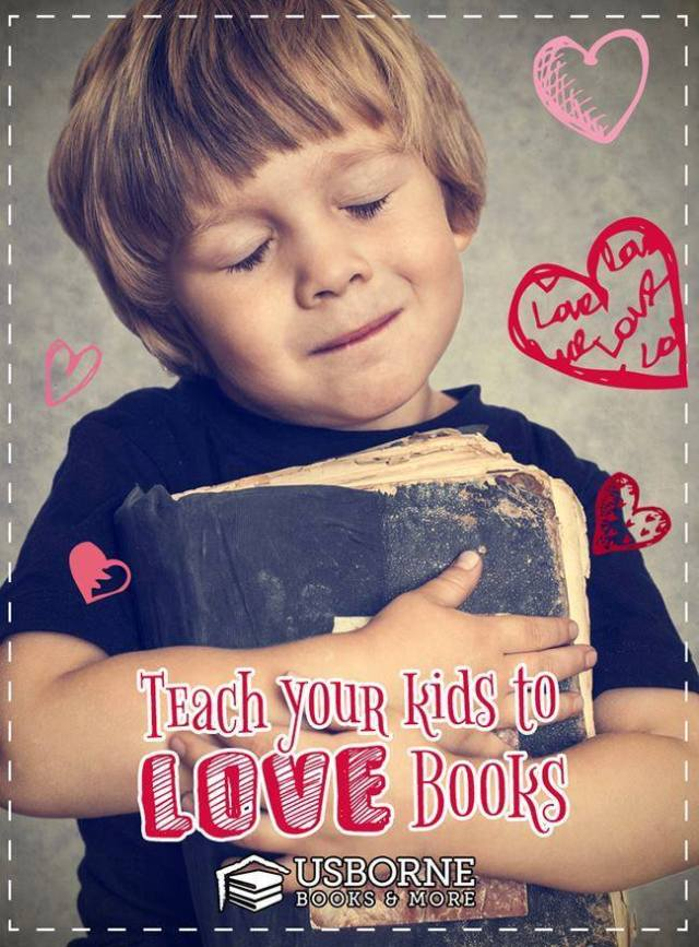 Teach Your Kids to LOVE Books!