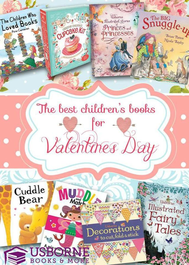 The Best Children's Books for Valentine's Day