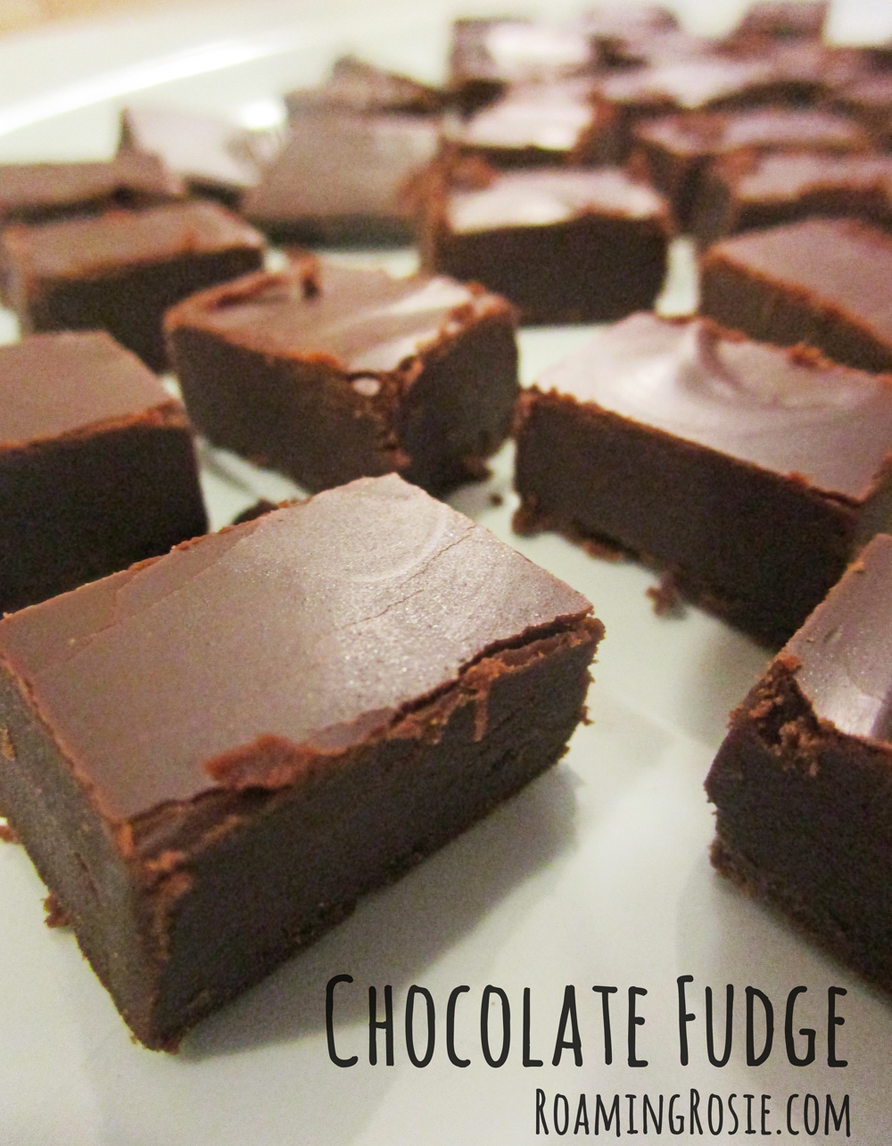 Can you make fudge without condensed or evaporated milk