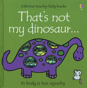 That's Not My Dinosaur Books