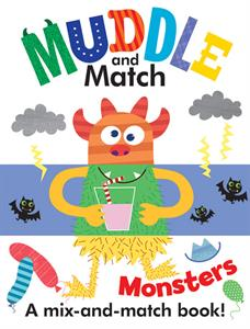 Muddle and Match Monsters