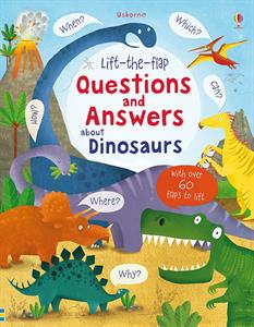 Lift the Flap Dinosaur Questions and Answers