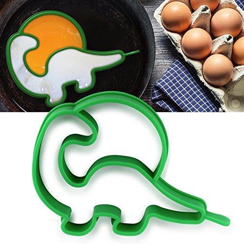 Eggosaurus dinosaur shaped eggs