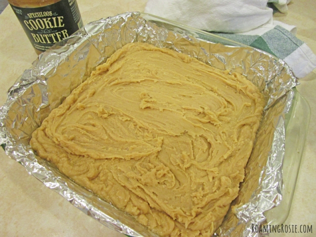 Cookie Butter Fudge 10