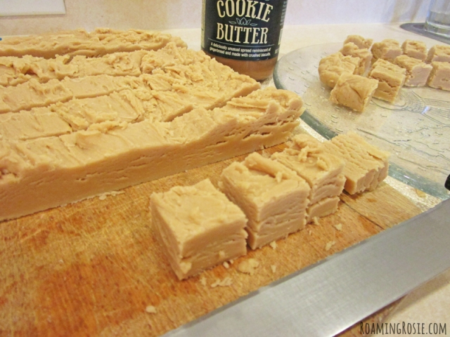 Cookie Butter Fudge 12