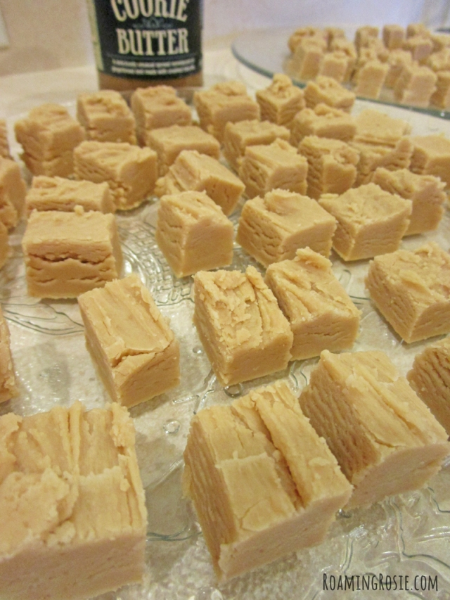 Cookie Butter Fudge Recipe