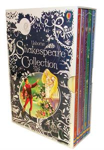 Usborne Shakespeare Illustrated Collection