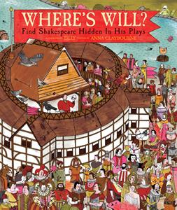 Where's Will Shakespeare's Hidden Characters
