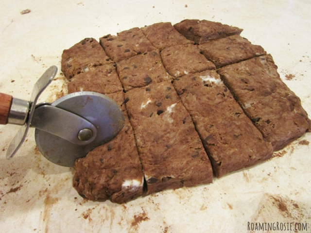 Triple Chocolate Scones Recipe 7