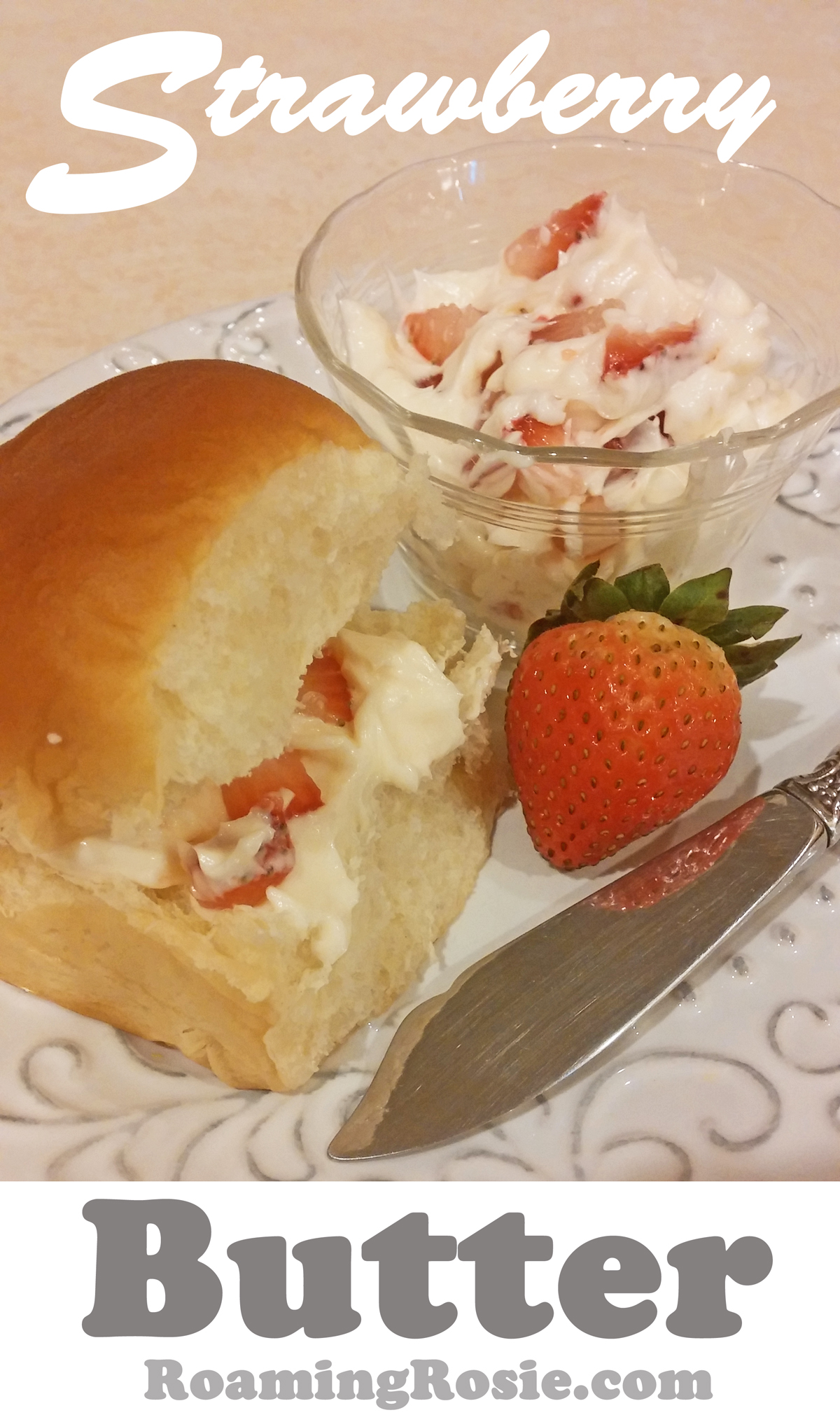 Strawberry Butter 1
