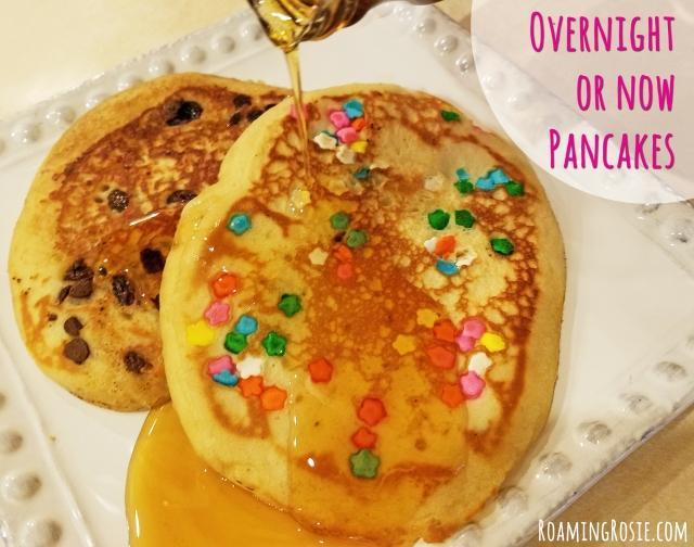 Custom Pancake Bar 1