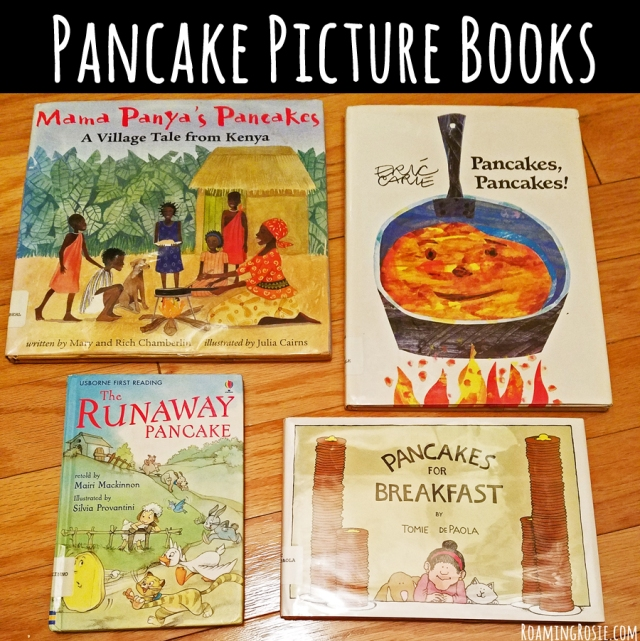 Pancake Picture Books